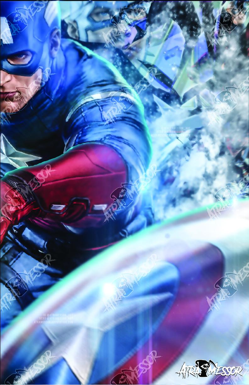 Captain America Side