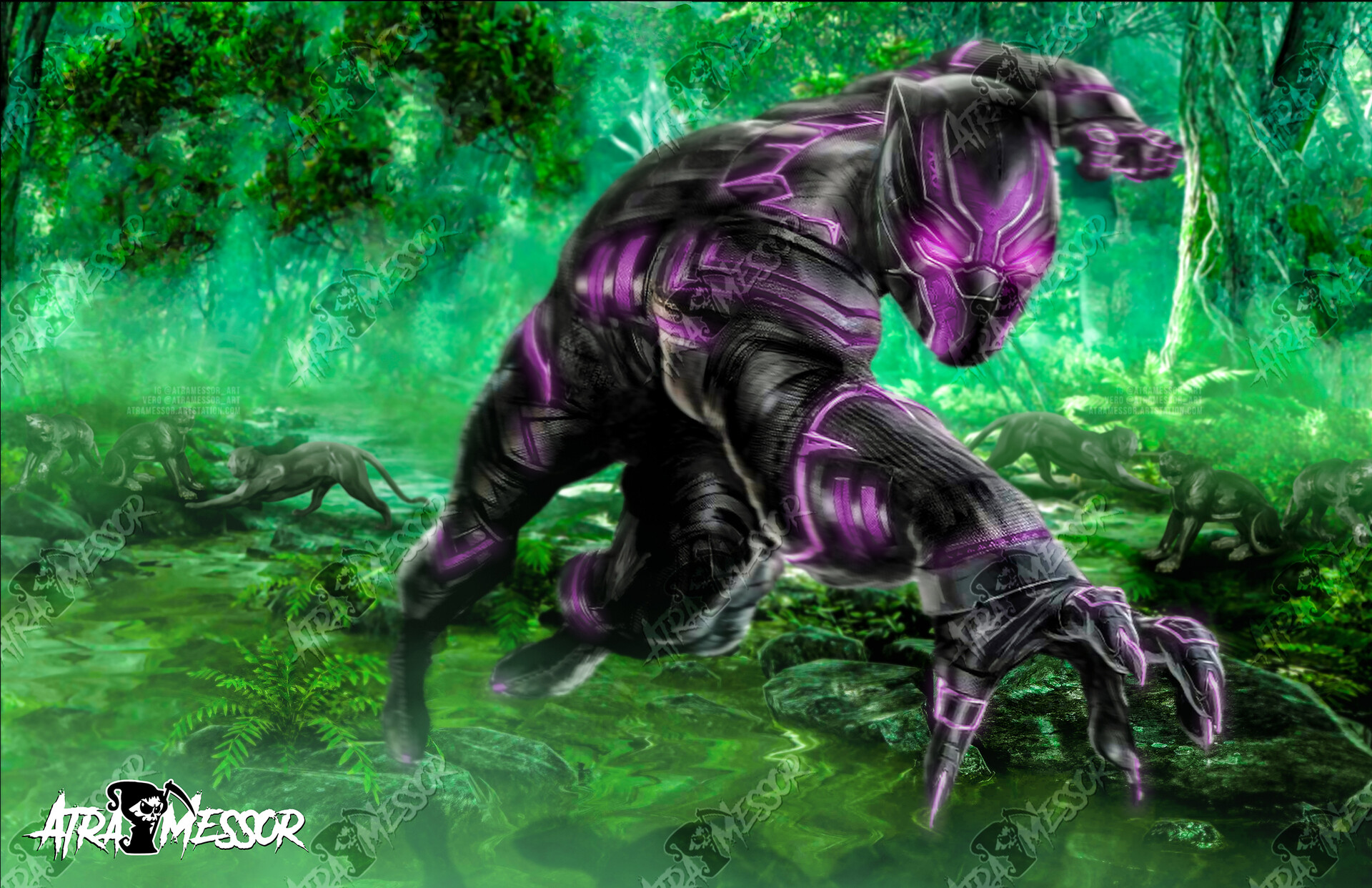 Black Panther varient