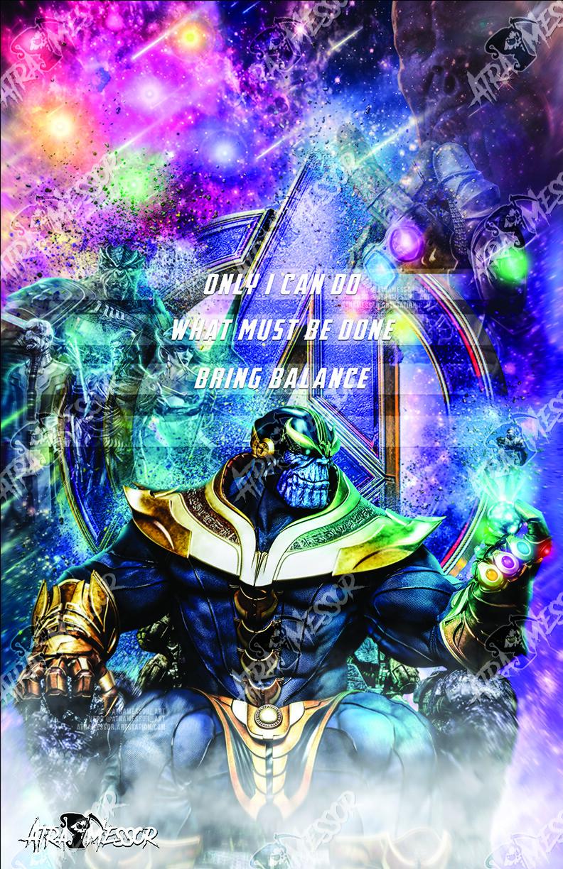 Thanos (endgame Set)