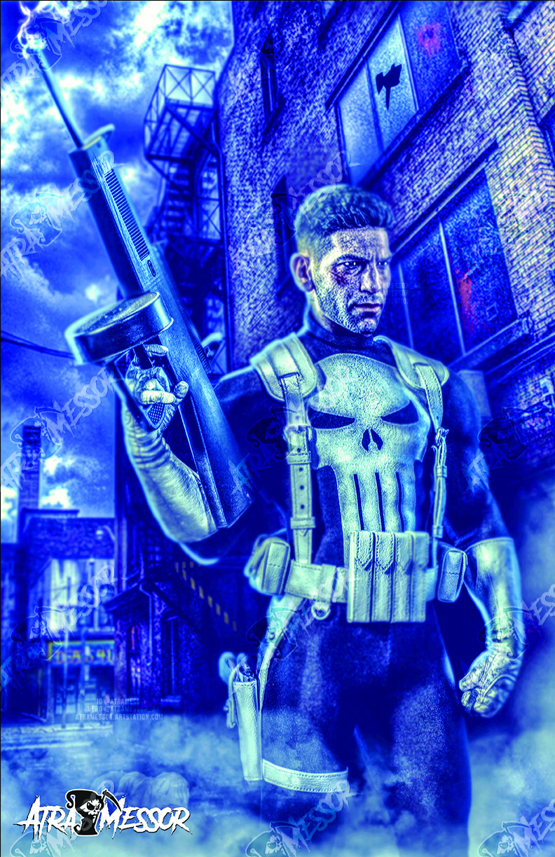 Classic Punisher (Jon Berenthal)