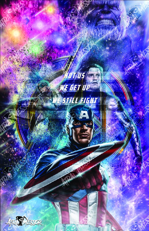 Captain America (endgame Set)