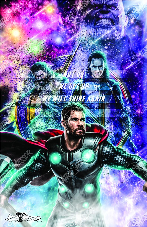 Thor (endgame Set)