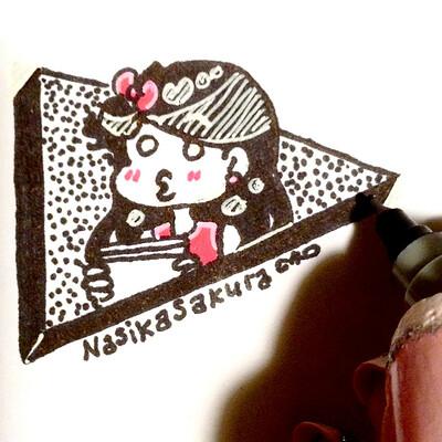 Nasika sakura creating a script 2019