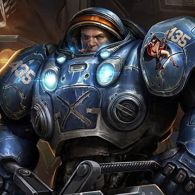Brandon choo chen liang starcraft2 coop commander tychus brandon choo