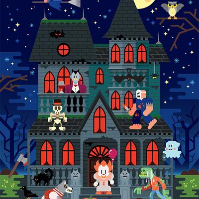 Antoine lamoureux hauntedhouse1 3