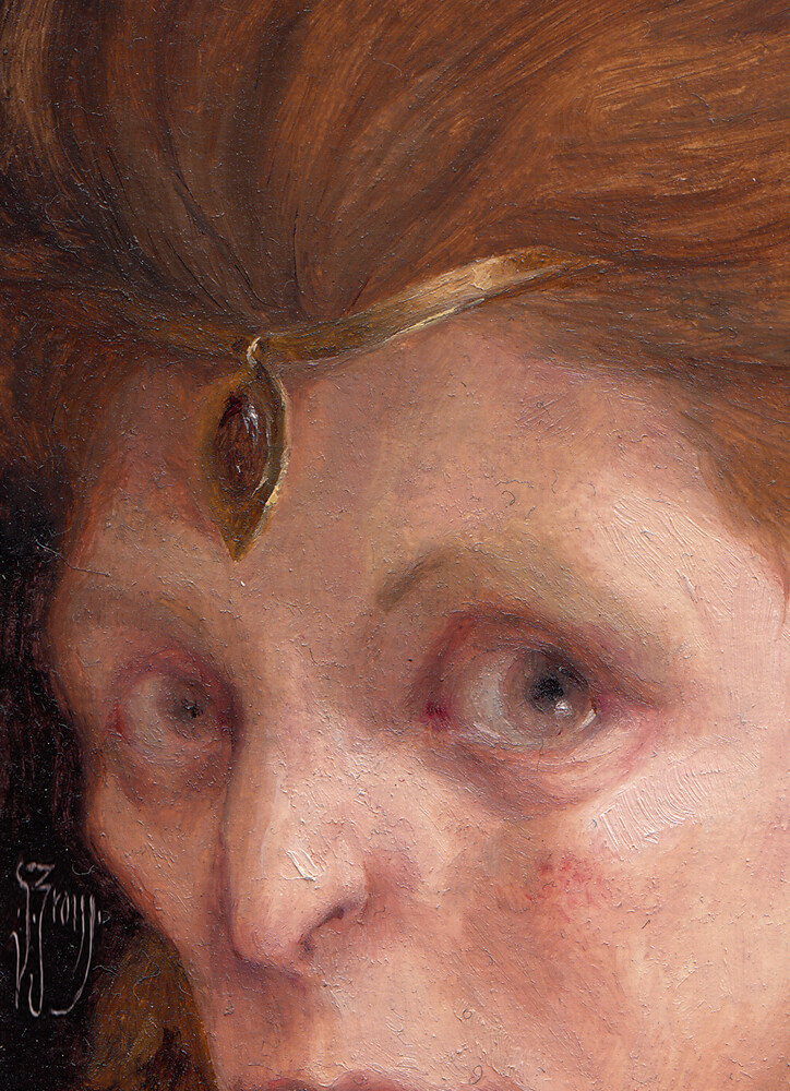 FaerieQueene detail