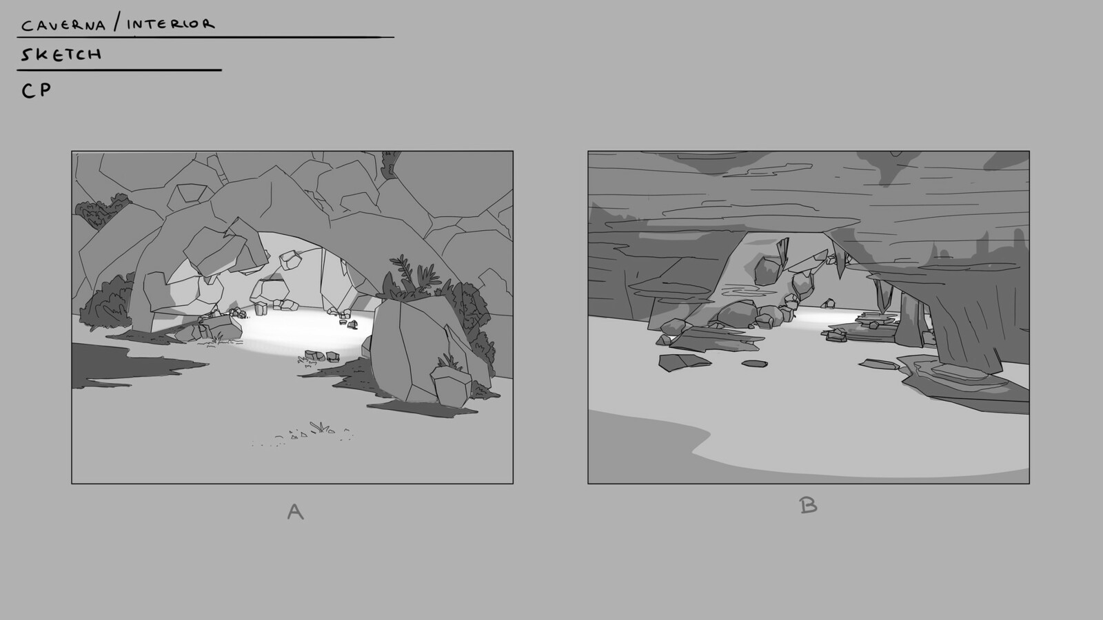 Designs for Cave