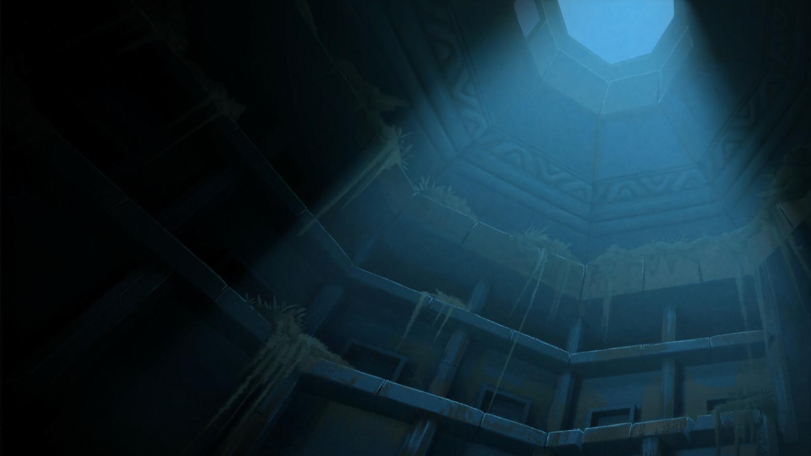 Temple - Interior