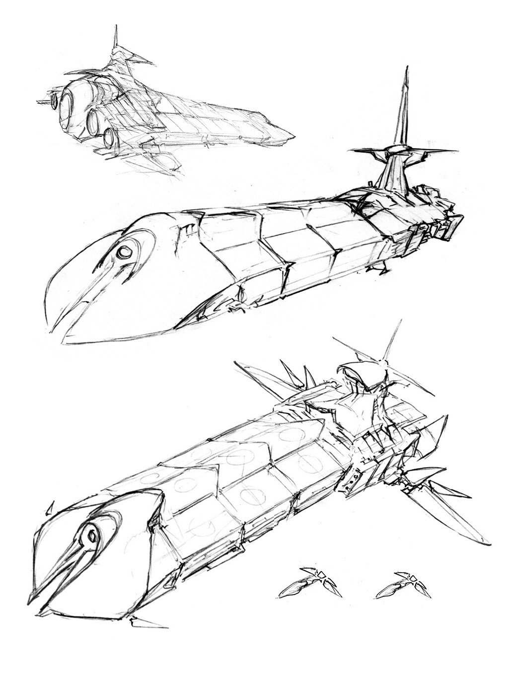 Concepts: destroyer