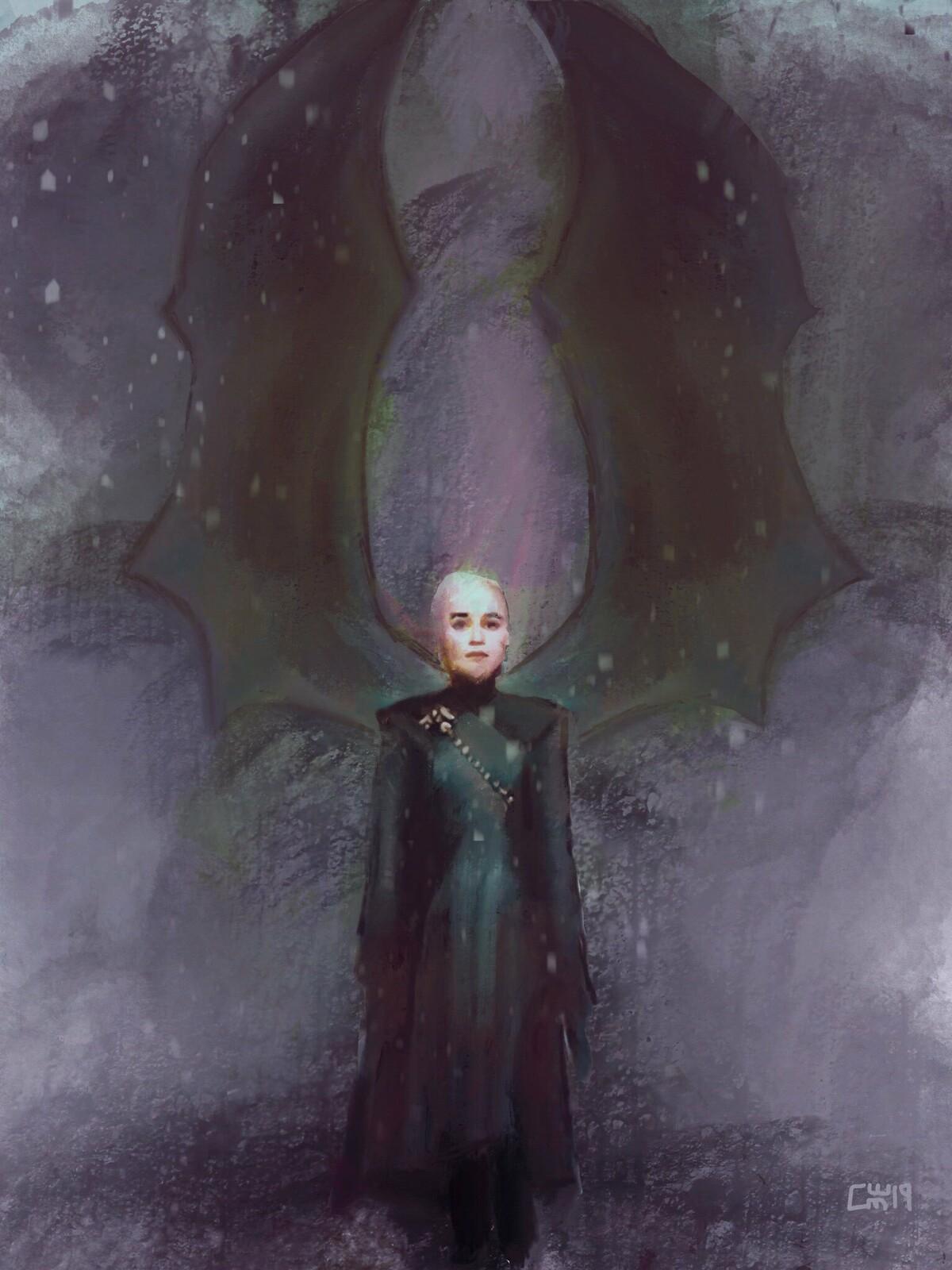 Daenerys - iPad Speedpaint