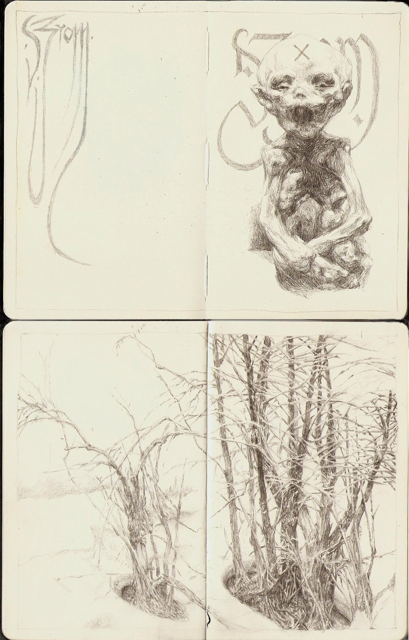 Daniel zrom danielzrom sketchbook2
