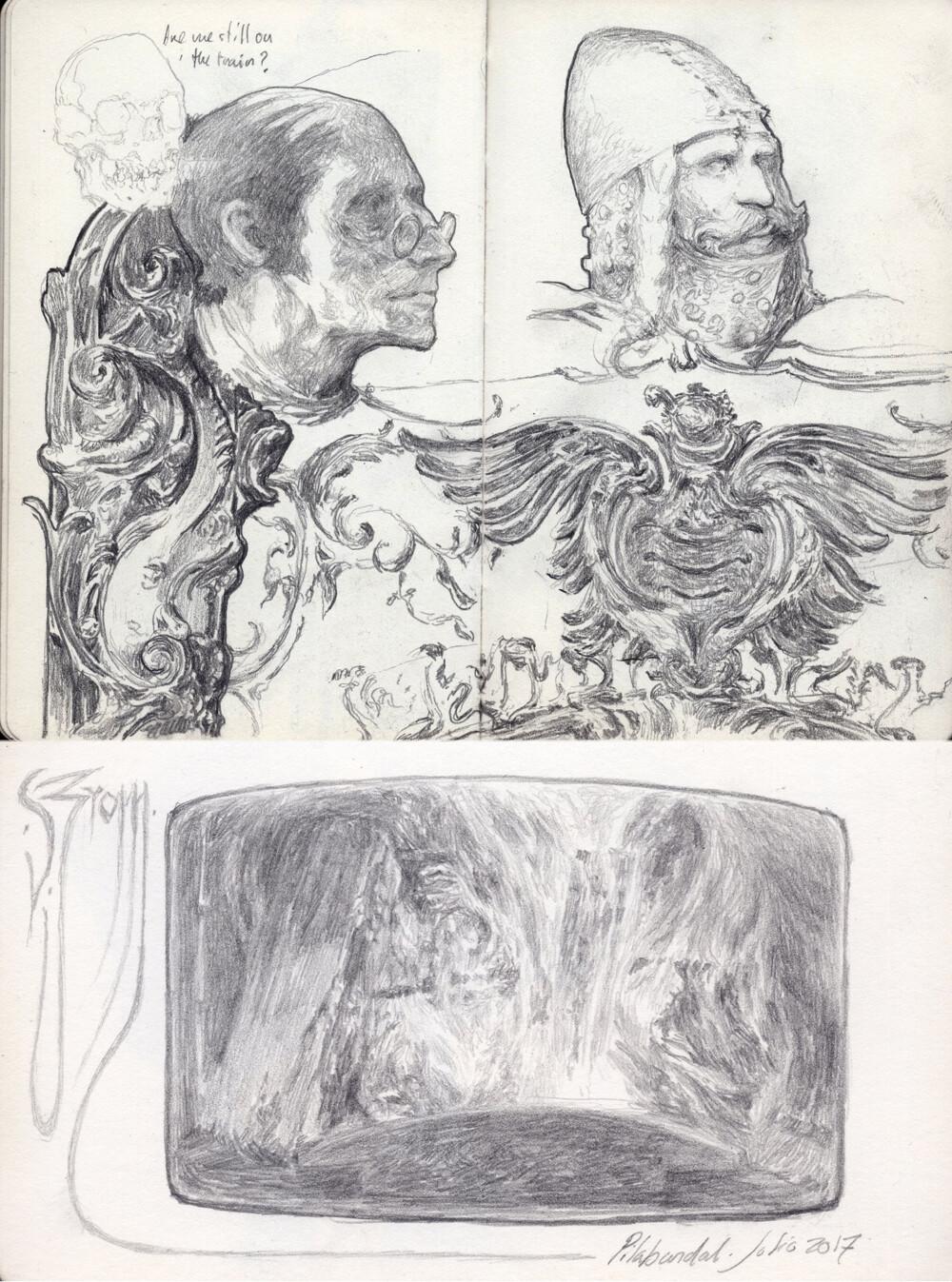 Daniel zrom danielzrom sketchbook4