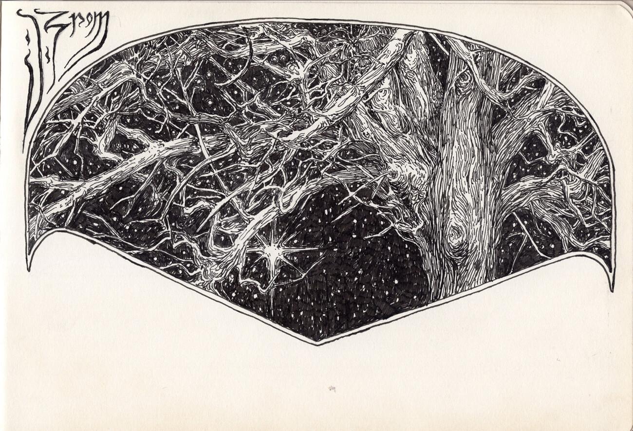 Daniel zrom danielzrom sketchbook22