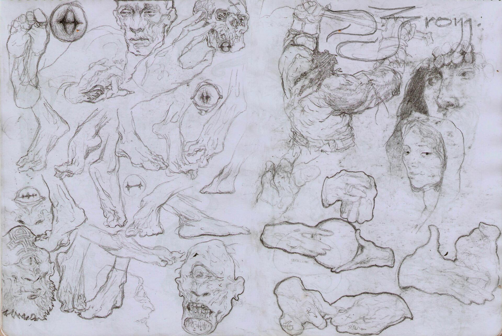 Daniel zrom danielzrom sketchbook8