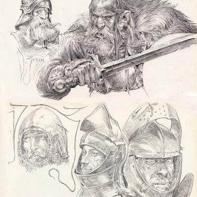 Daniel zrom danielzrom sketchbook18