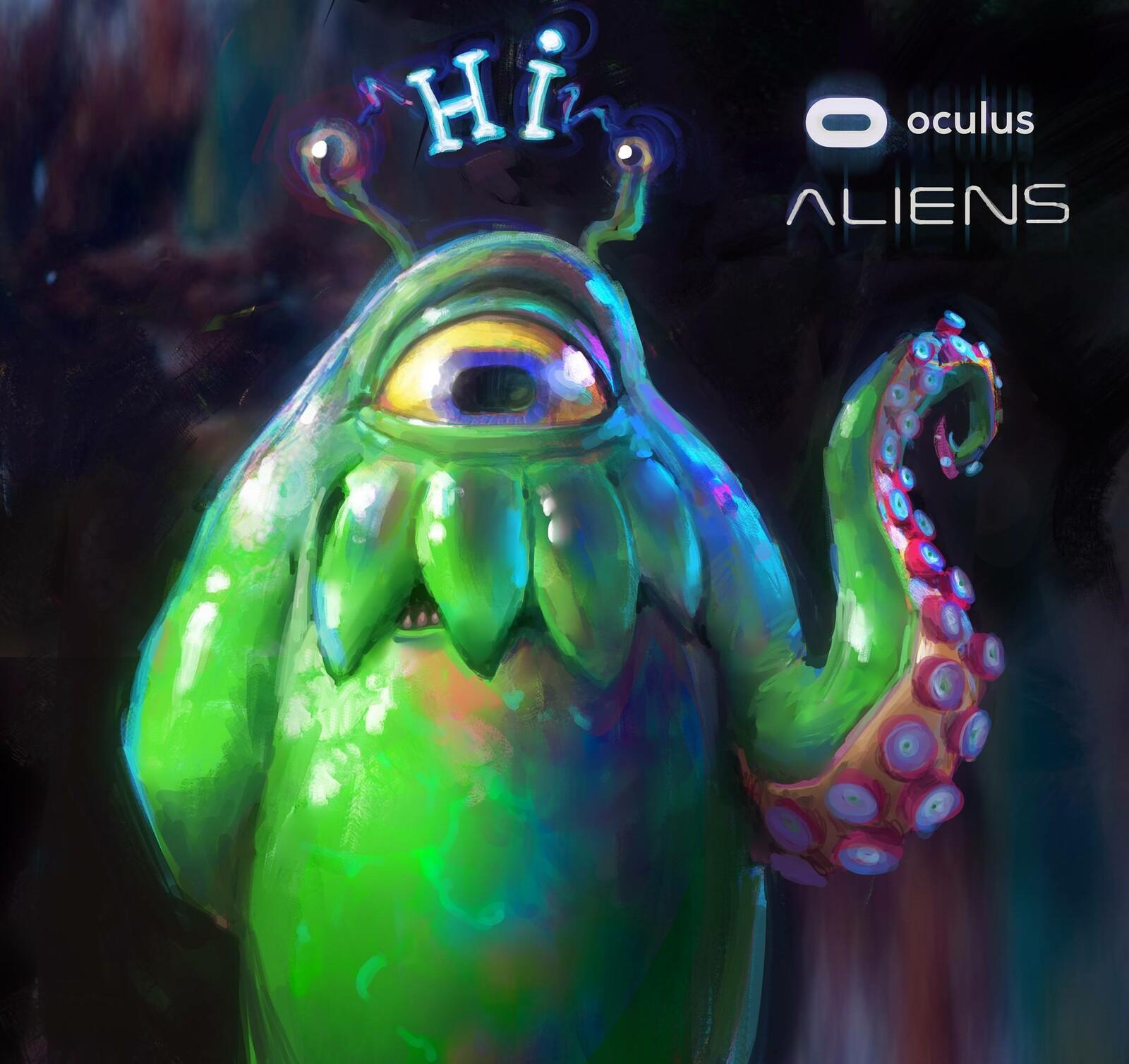 Alien Avatar 1