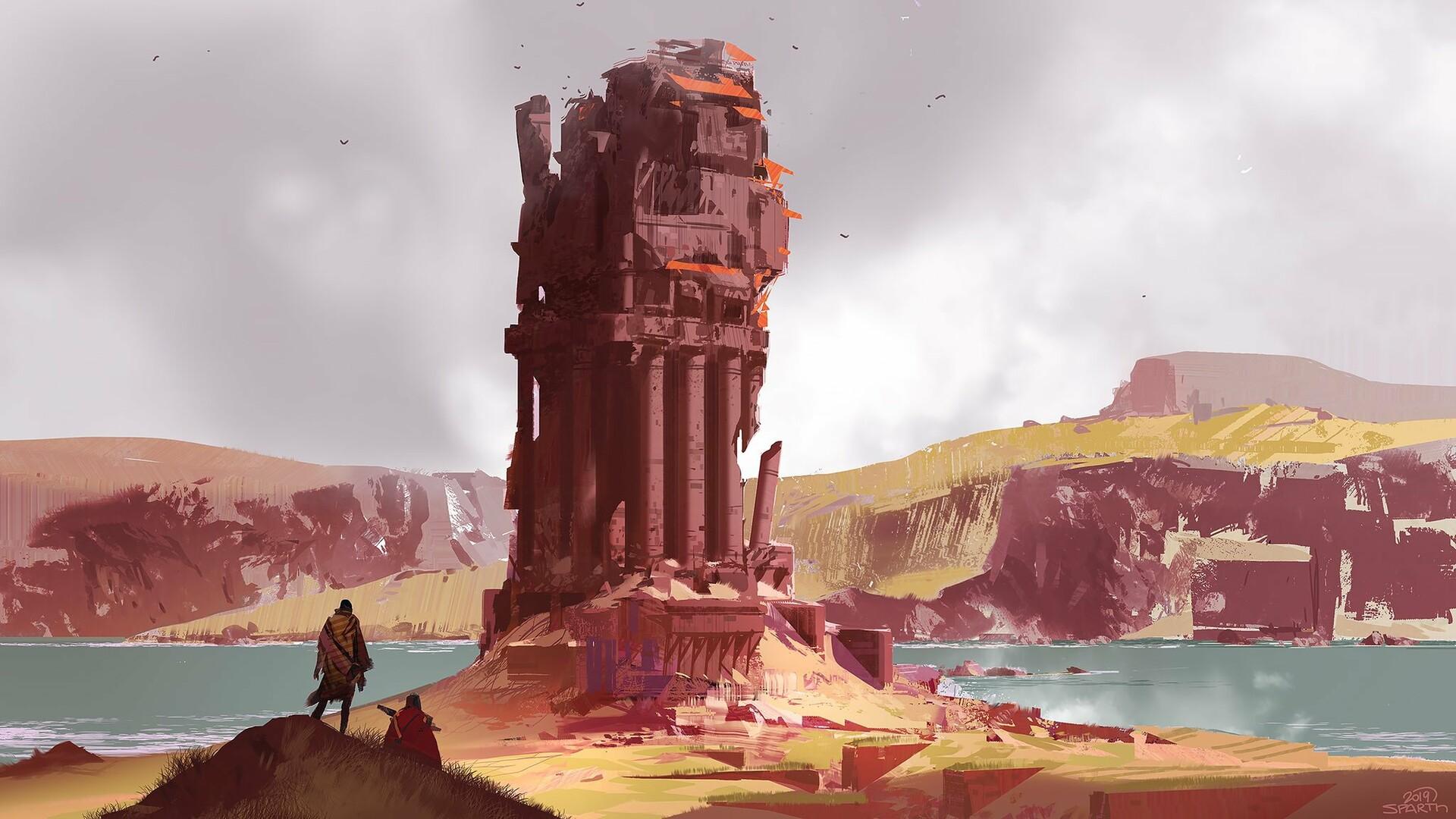 Sparth sparth tower