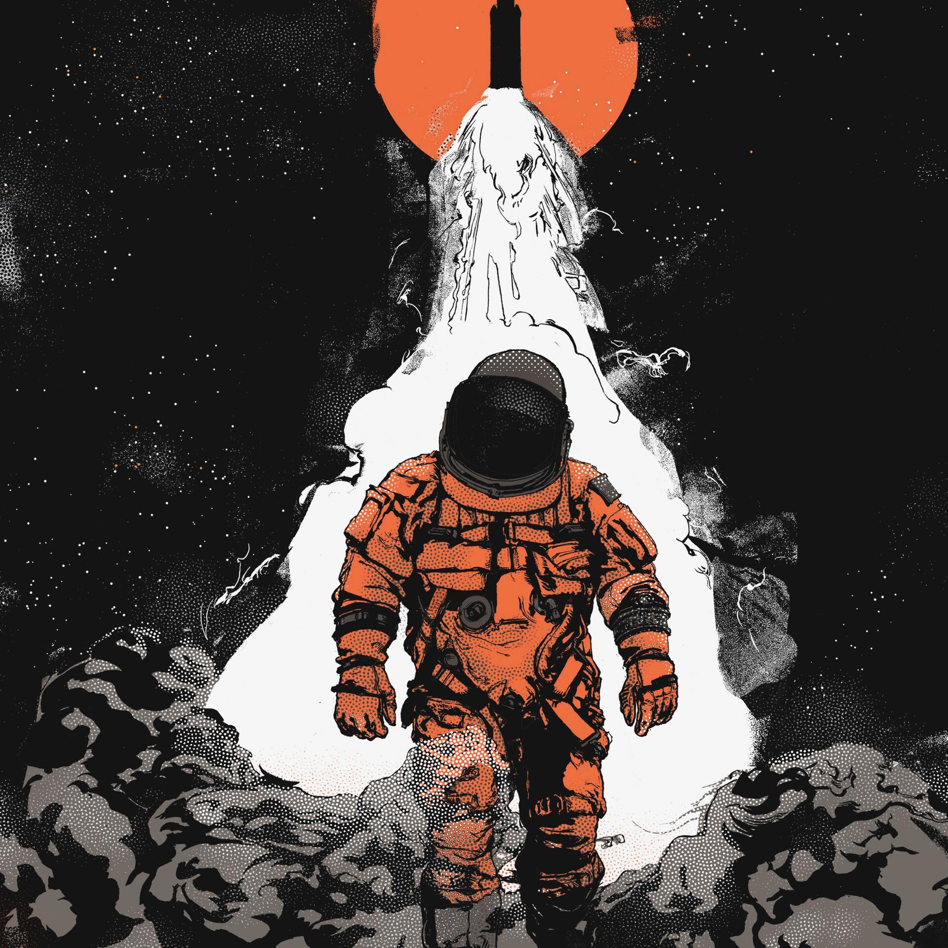 Moon to Mars: Astronaut Close-Up