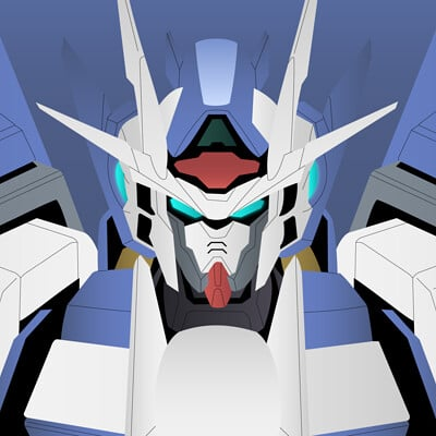 Davidson richetto boucher gundam 0000dvr vector v2 01