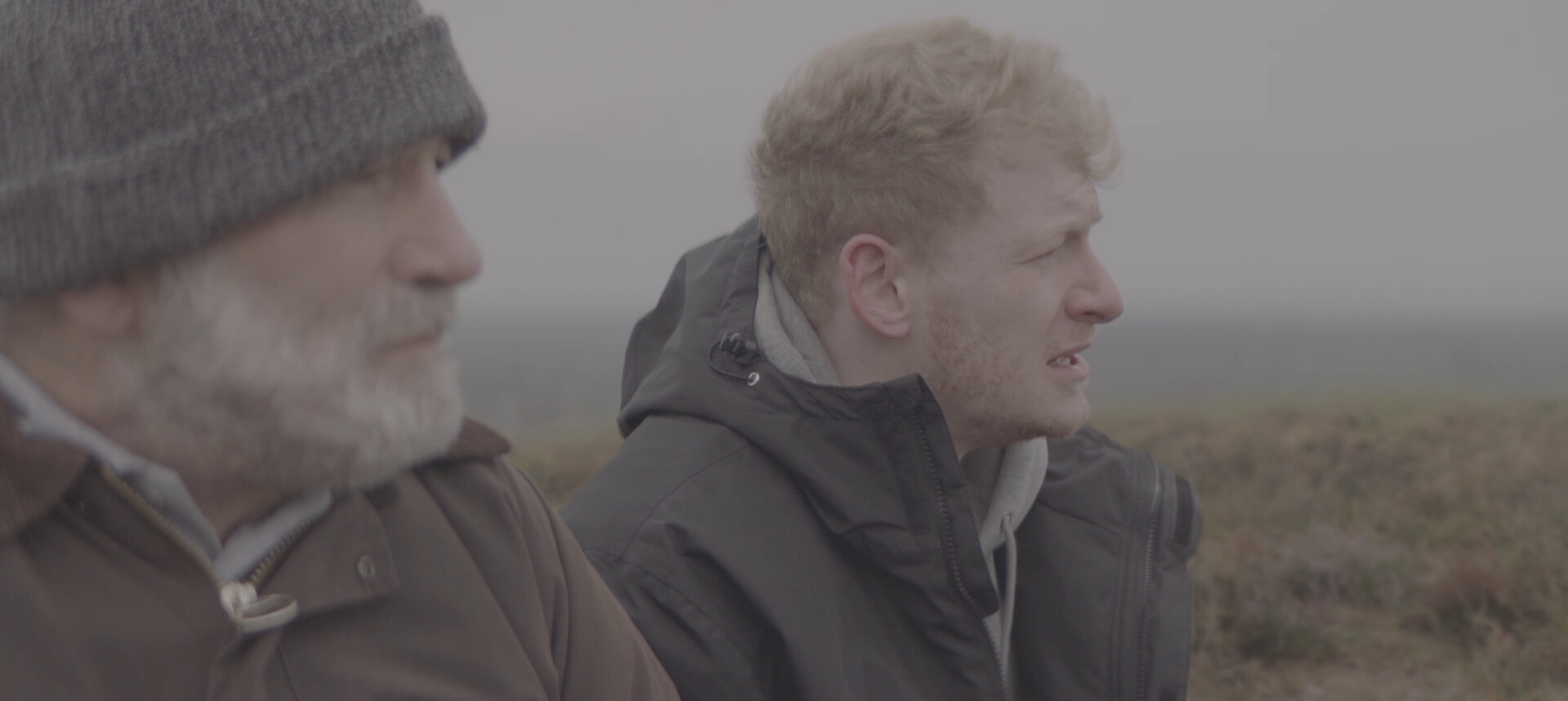 A DMP for another student film - 'Decay'. Working on this film was memorable for the rather painful ratio of DMP to roto :)