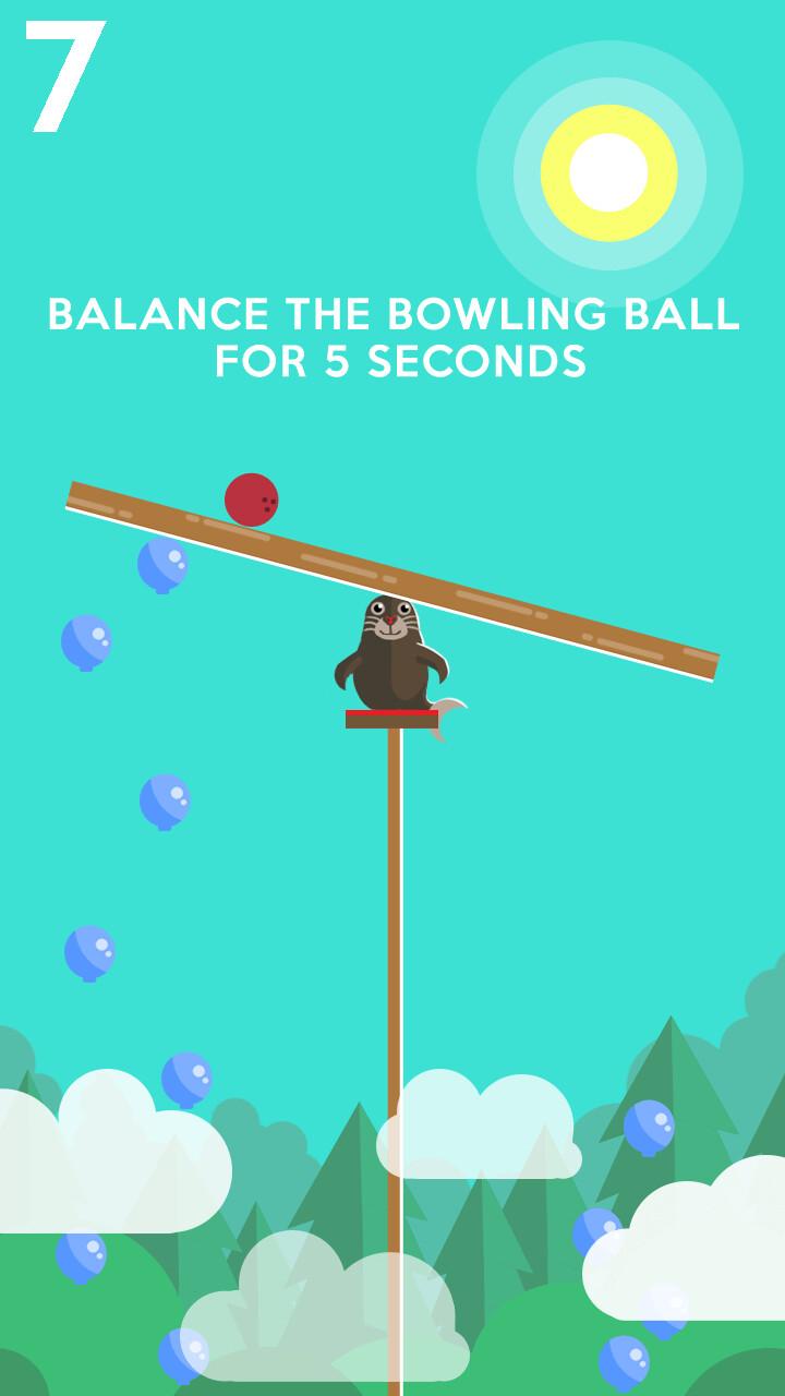 Background variation 2, Gameplay screen mockup
