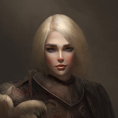 Kirill repin 2019 05 24 lady knight