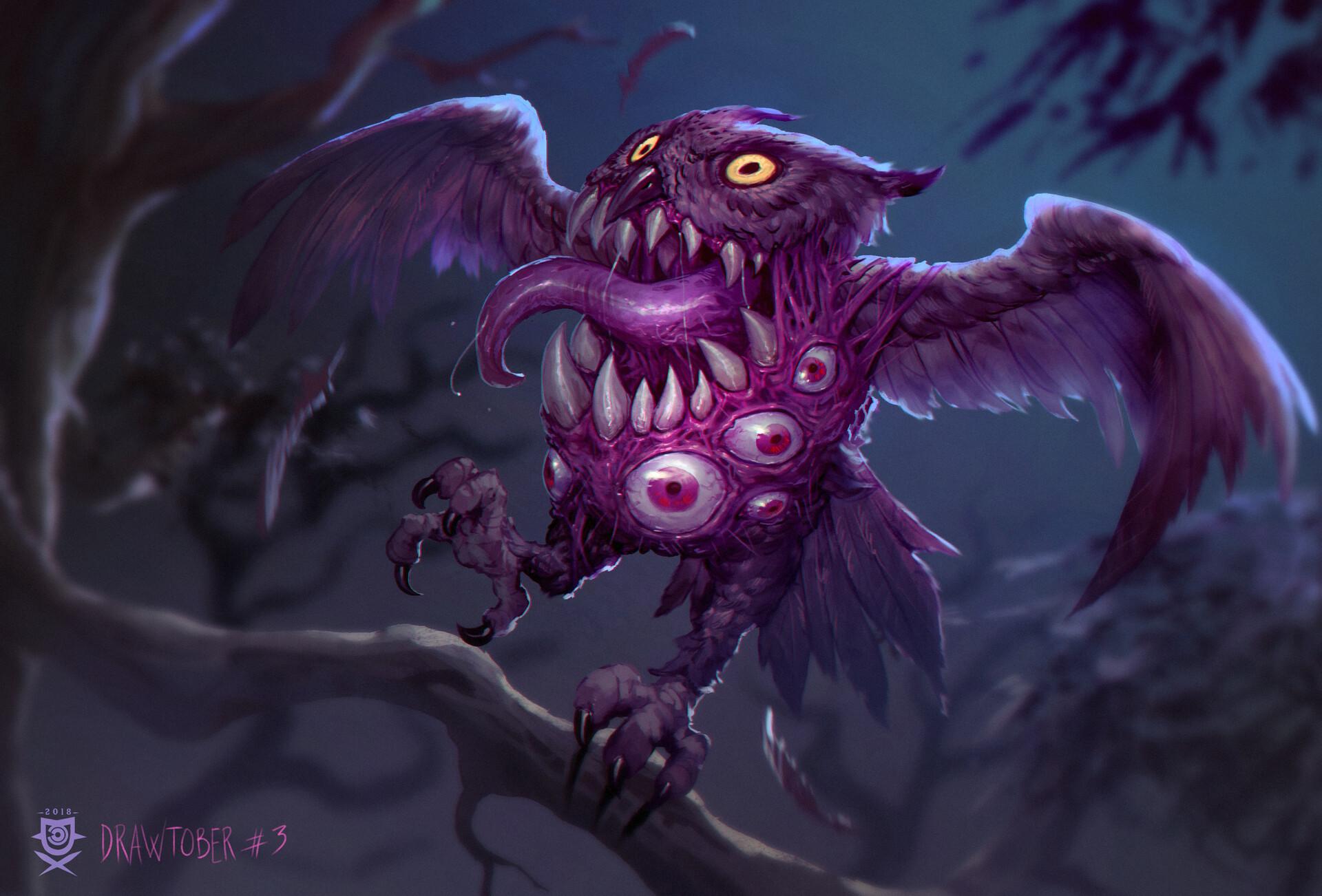 Thomas bourdon night owl