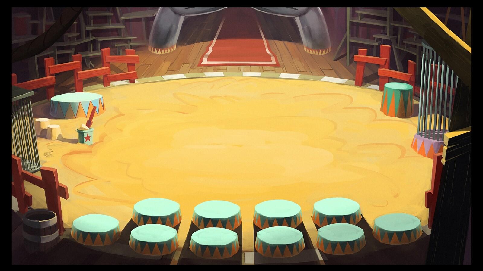"""Circus"" mini-game"