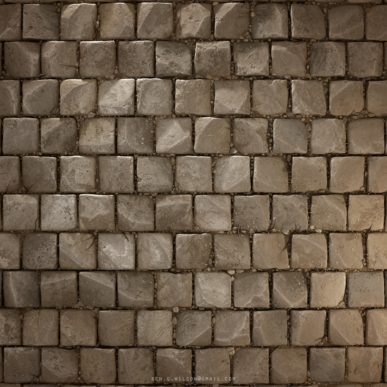 Ben wilson cobblestone a 01 2