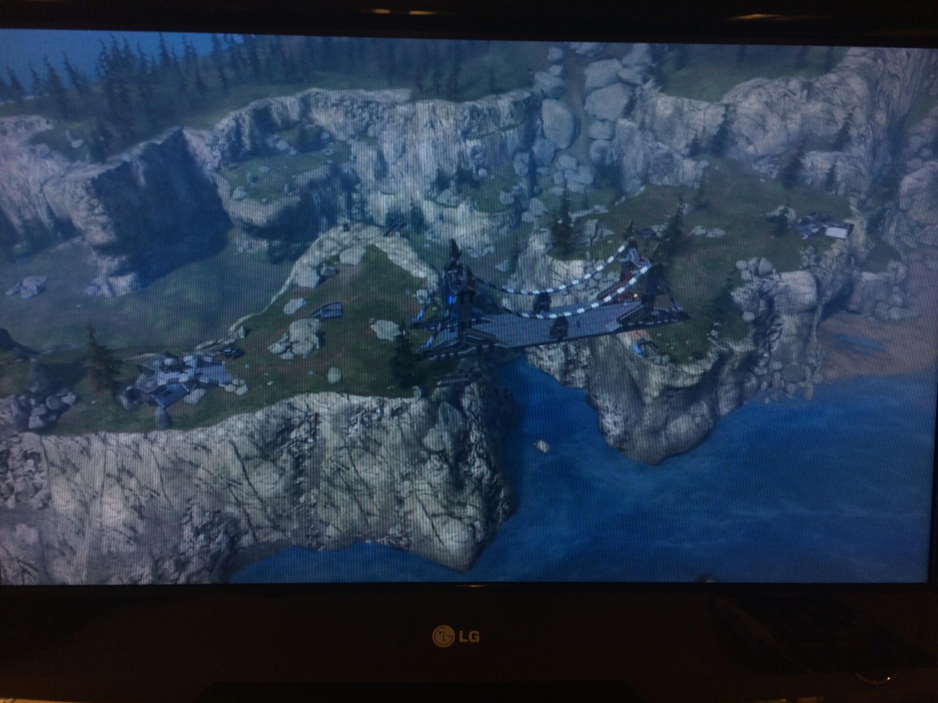 ArtStation - Old Halo Reach Map Designs, Patrick Carranza