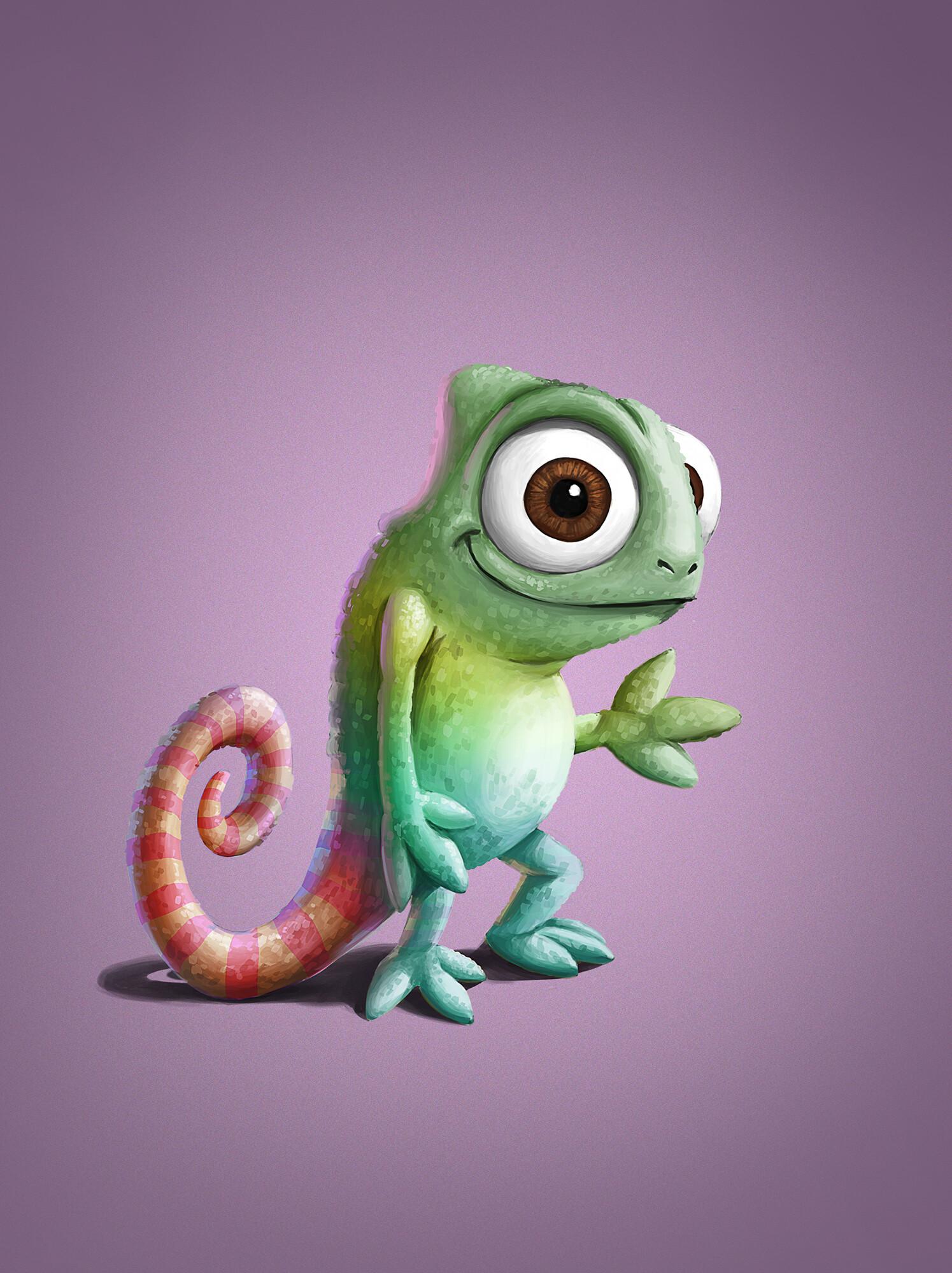 Martin fischer chameleon