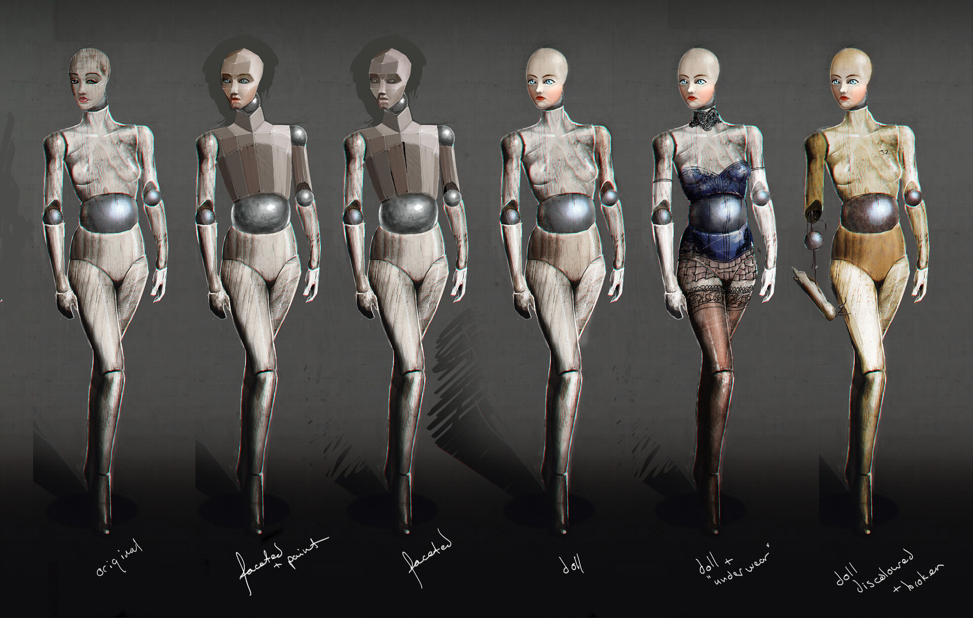 Fatih gurdal mannequin2