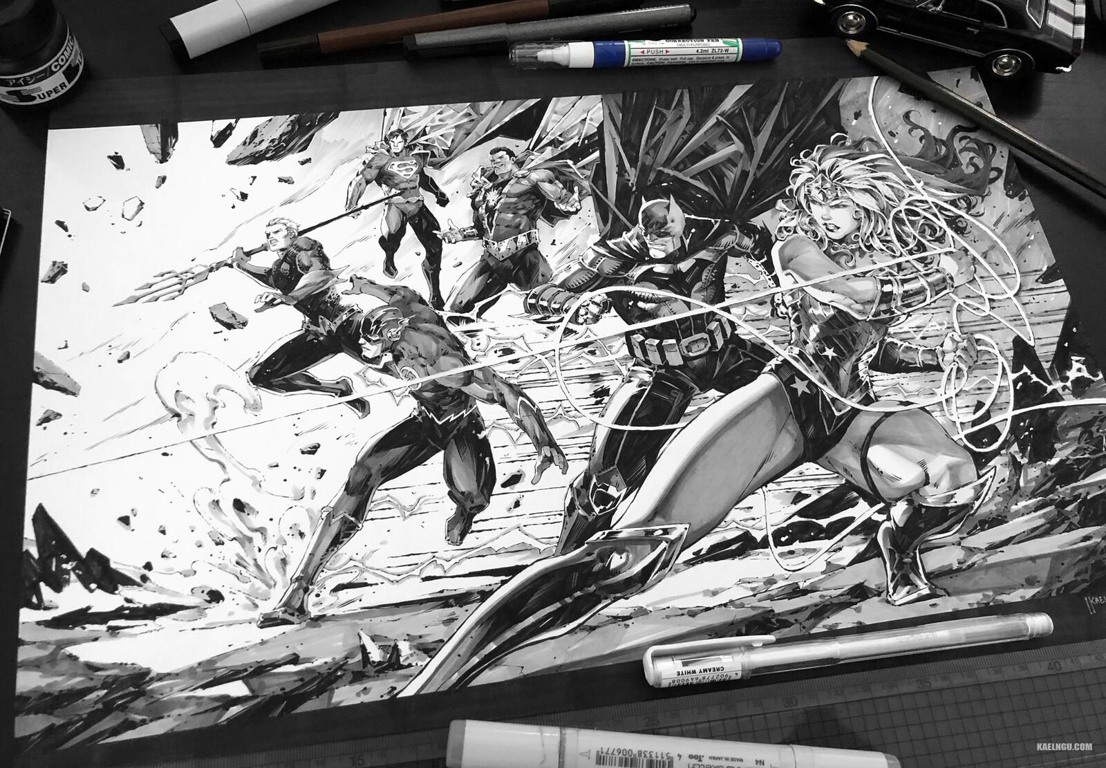 Justice League 3.0