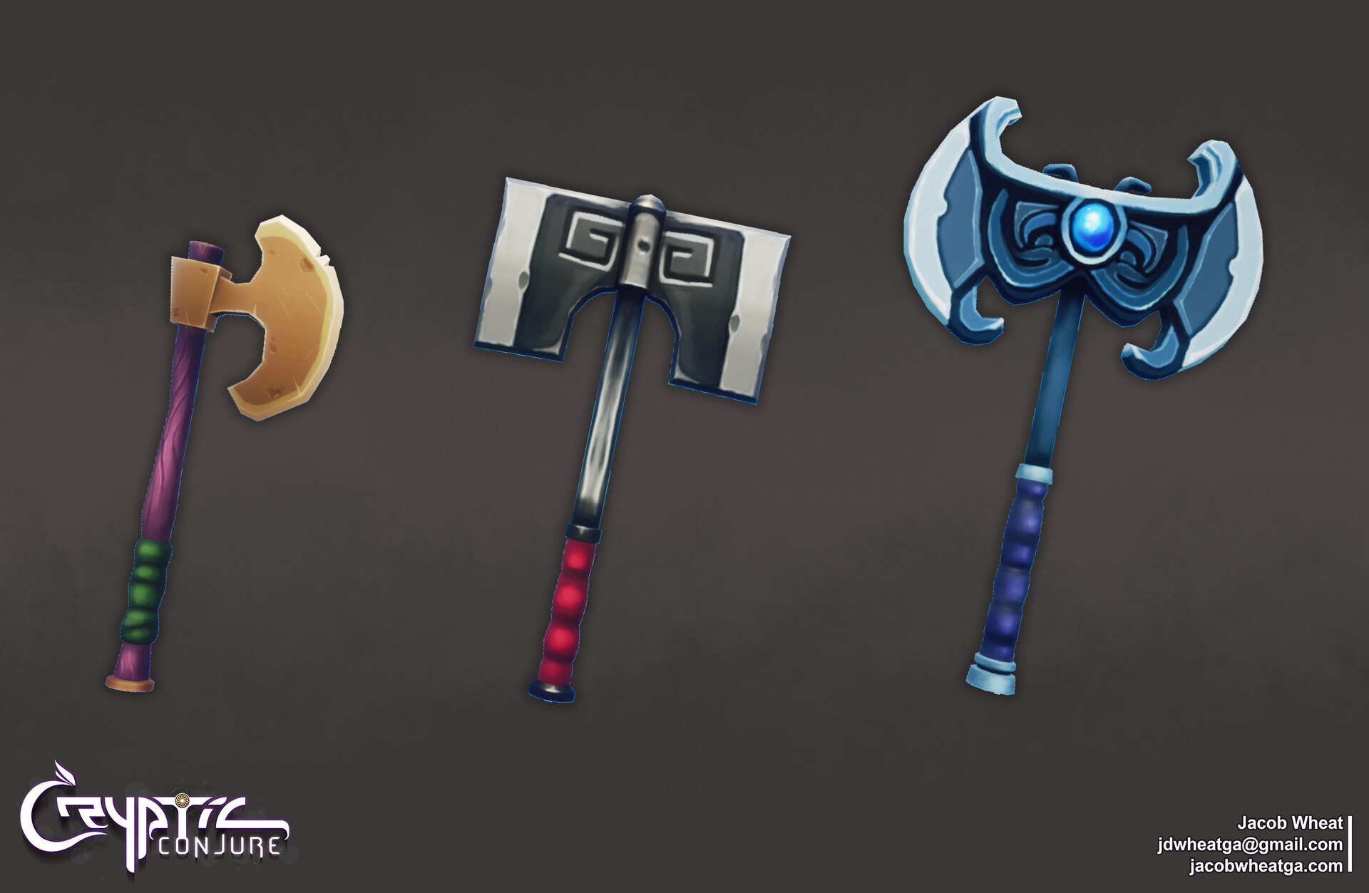 Axe Weapon Kit