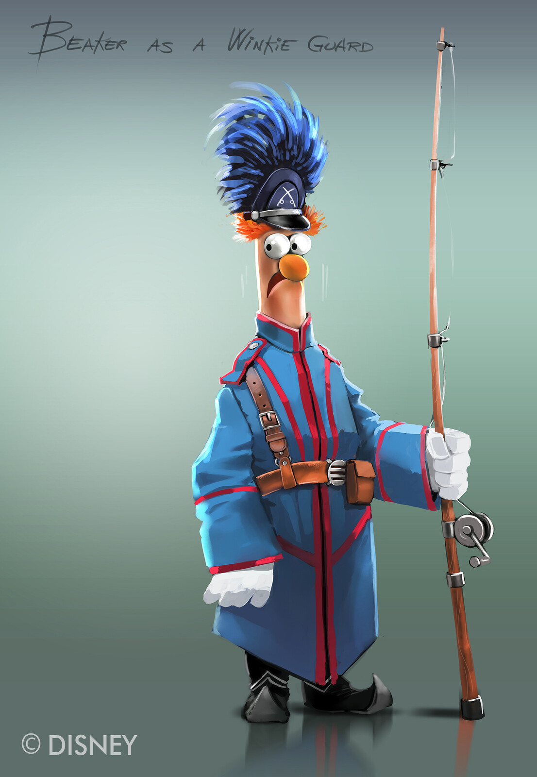 Muppets Character Designs