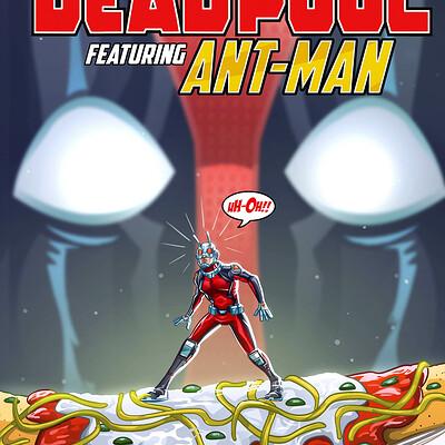 Mayank kumarr deadpool cover