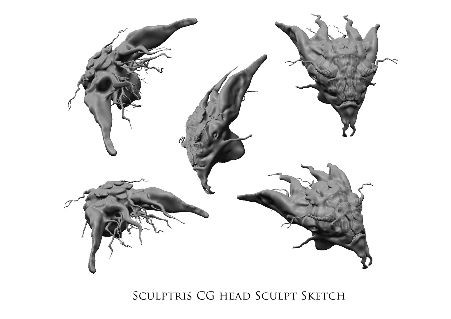 Sculptris sketch