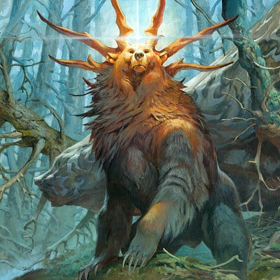 Jesper ejsing art id 407278 ayula the great bear final face change