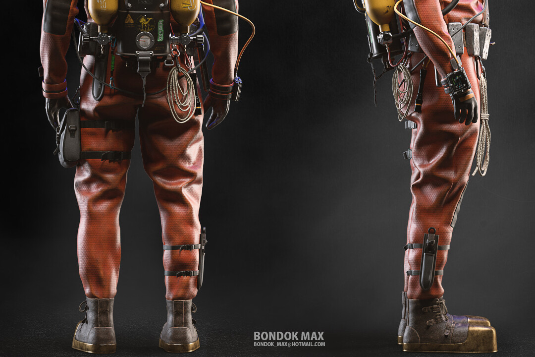 Bondok max man 04