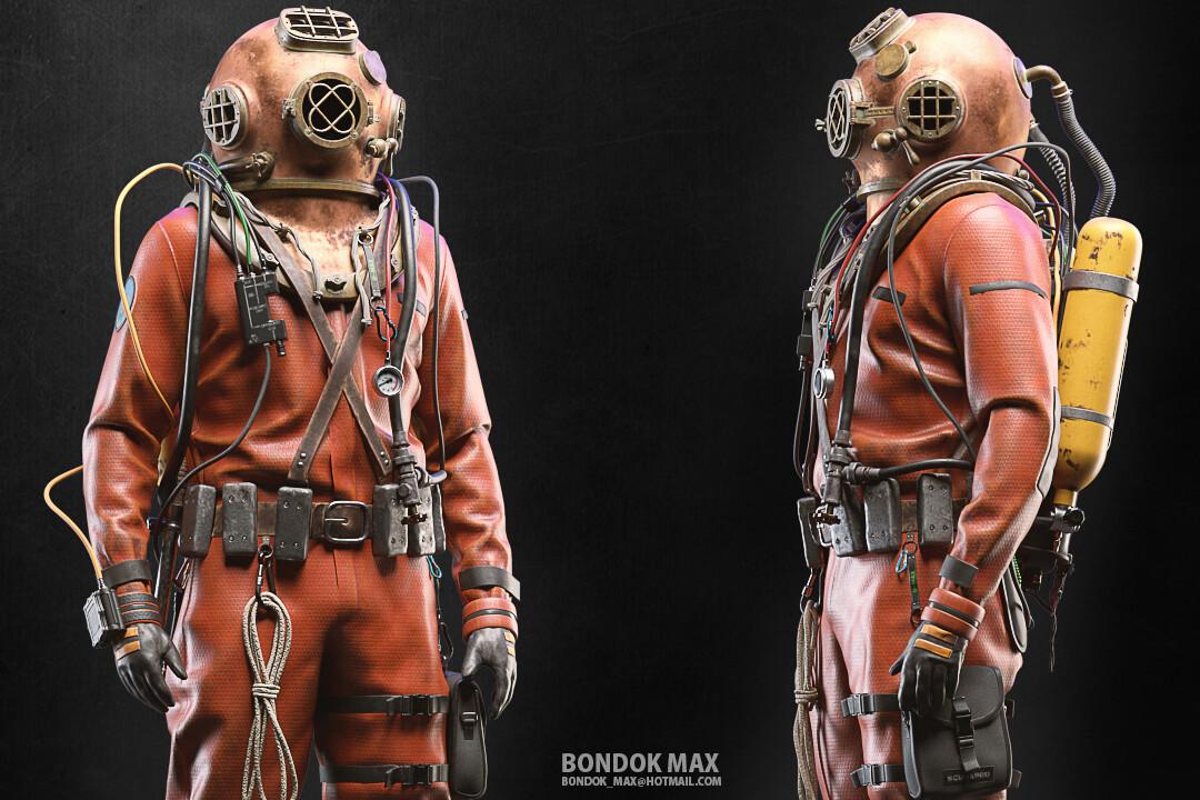Bondok max man 01