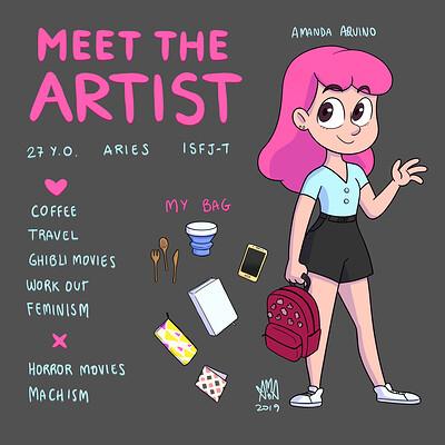 Amanda aquino meet2019