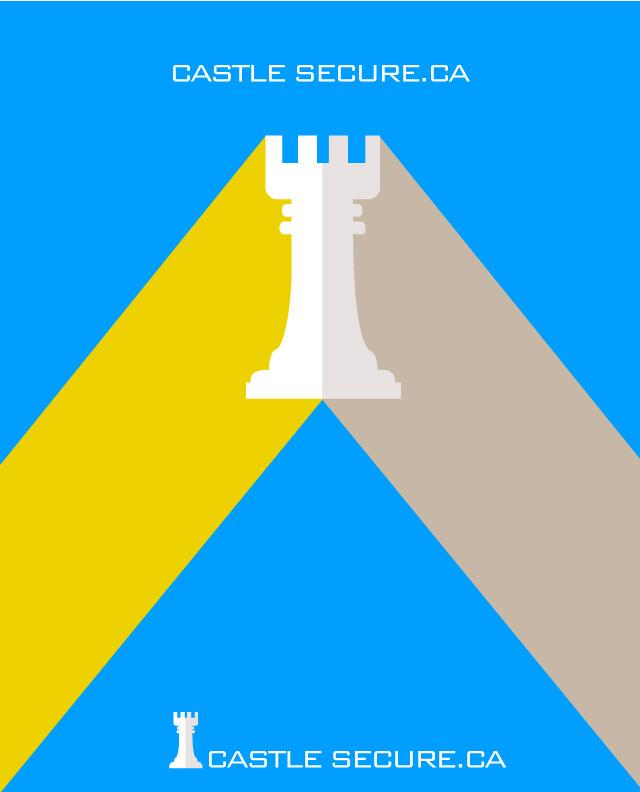Castle Secure Logo