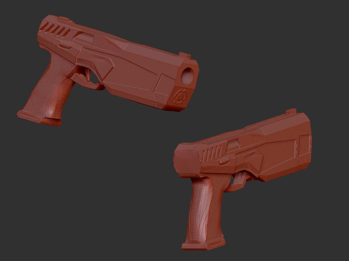 Gun Prop