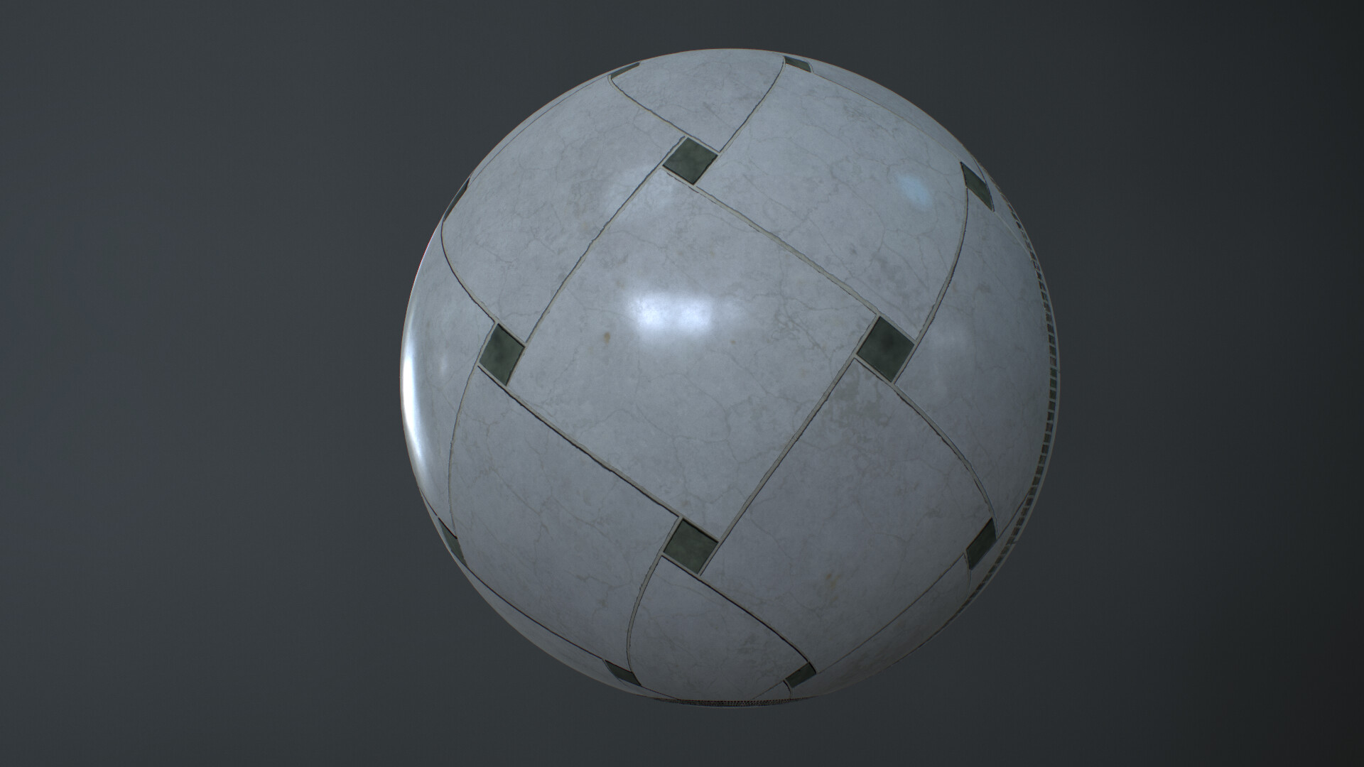 Overall look sphere