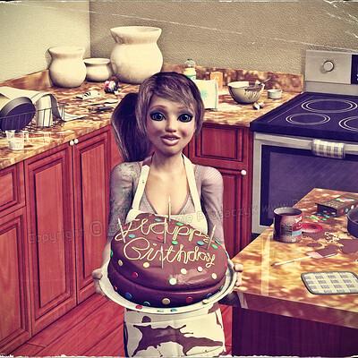 Lizzie prusaczyk d9s co imperfect birthday