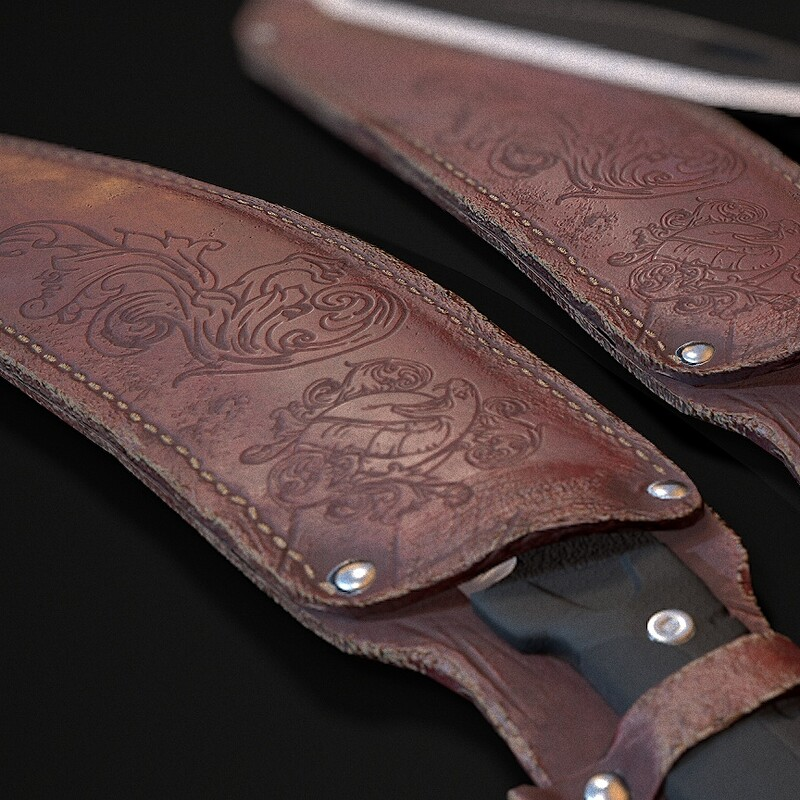 Old Sheath, New Khukri