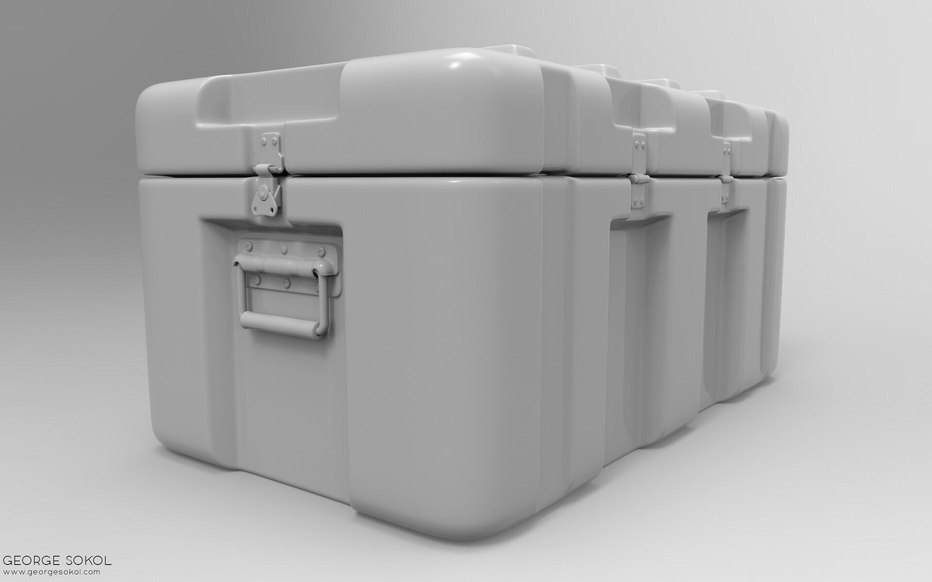 George sokol gs crate hp 2