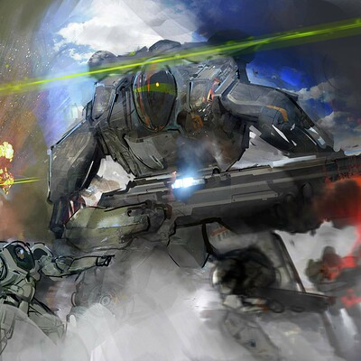Pradal aurele battle on the ground
