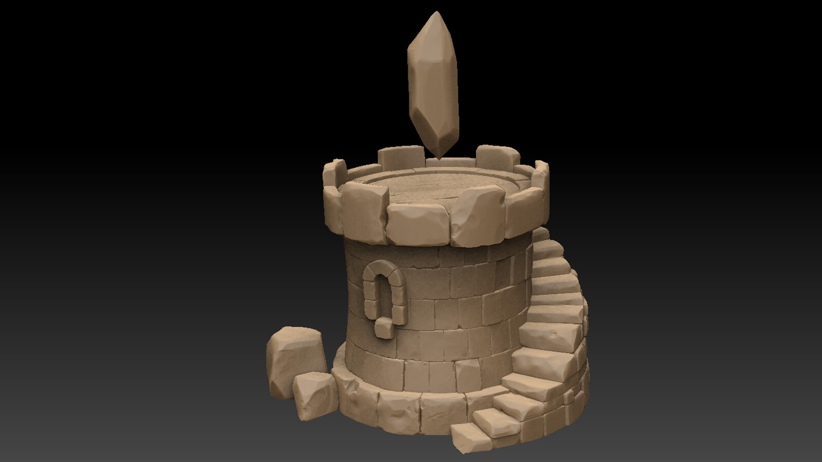 Tower Sculpt