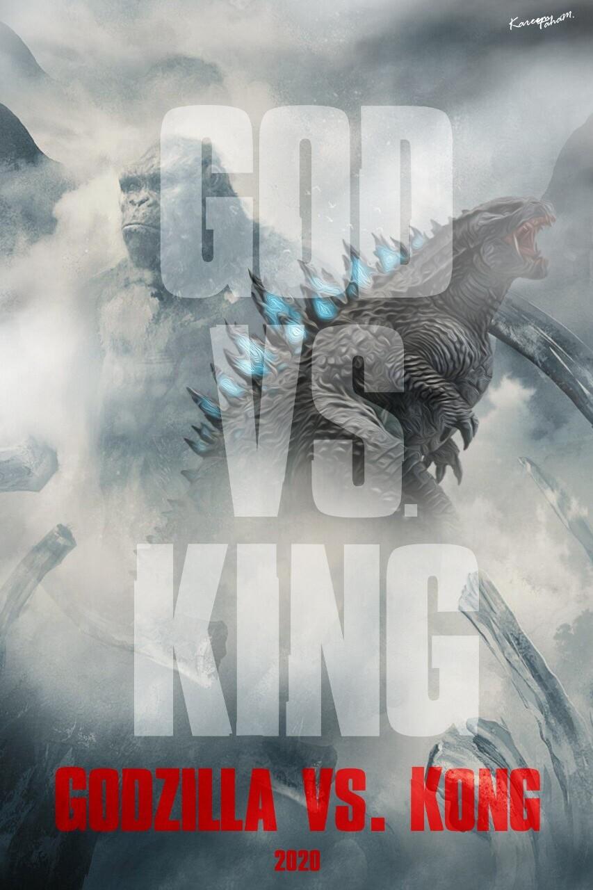 Artstation Godzilla Vs Kong Kareem Taha